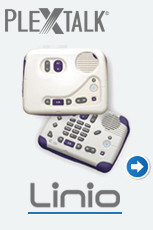 Go to PLEXTALK Linio product page