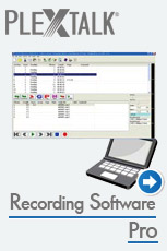 Go to PLEXTALK Recording Software Pro product page