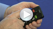 Go to video guide - Opening Network on PLEXTALK Pocket PTP1