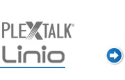 Go to PLEXTALK Linio support page