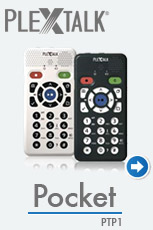 Go to PLEXTALK Pocket product page
