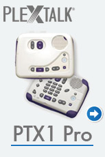 Go to PLEXTALK PTX1 product page