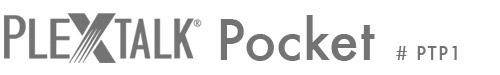 PLEXTALK Pocket