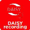 DAISY recording icon
