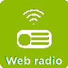 web radio icon