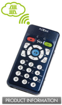 Go to PLEXTALK Linio Pocket product page