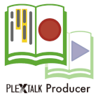 PLEXTALK Producerの画像